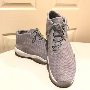 Grey wolfs Jordan's